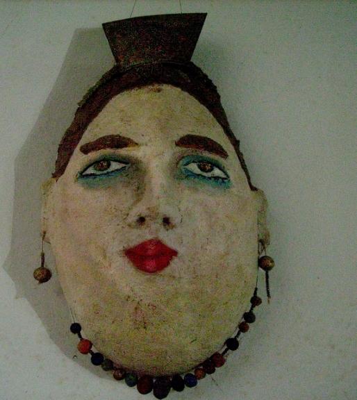 Ma vision de Tanit la déesse d'Ibiza : Enrichie et obèse.