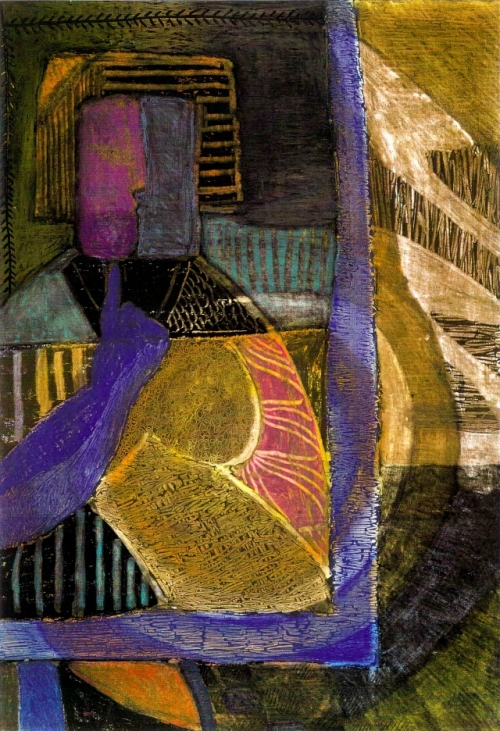 Pastels gras ariane peinture et photos for Peinture pastel gras