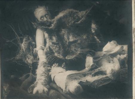 2012 R.et la chatte Croquette